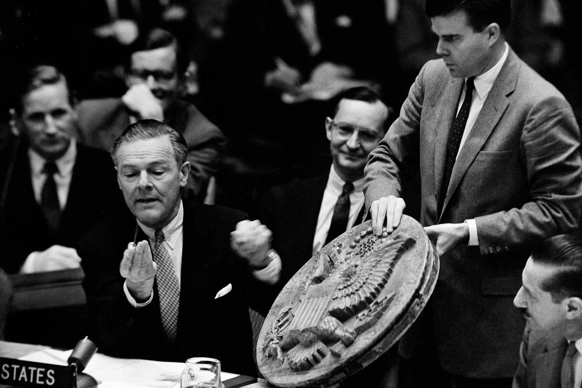 5 vụ nghe lén nổi tiếng do Liên Xô tiến hành thời Chiến tranh Lạnh