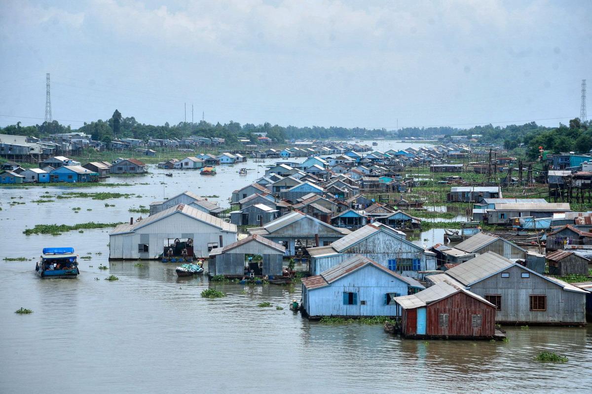 Vài suy nghĩ về nghiên cứu nước biển dâng ở Việt Nam