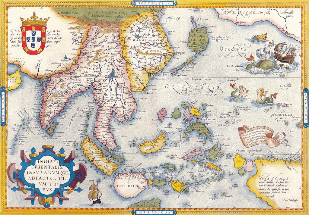 Vùng Đông Nam Á đầu thế kỷ 16 qua góc nhìn của Tome Pires