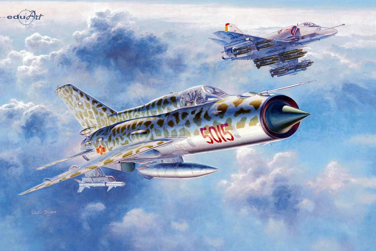Chuyên gia phương Tây nói về chiến thuật của các phi công 'Ace' Việt Nam