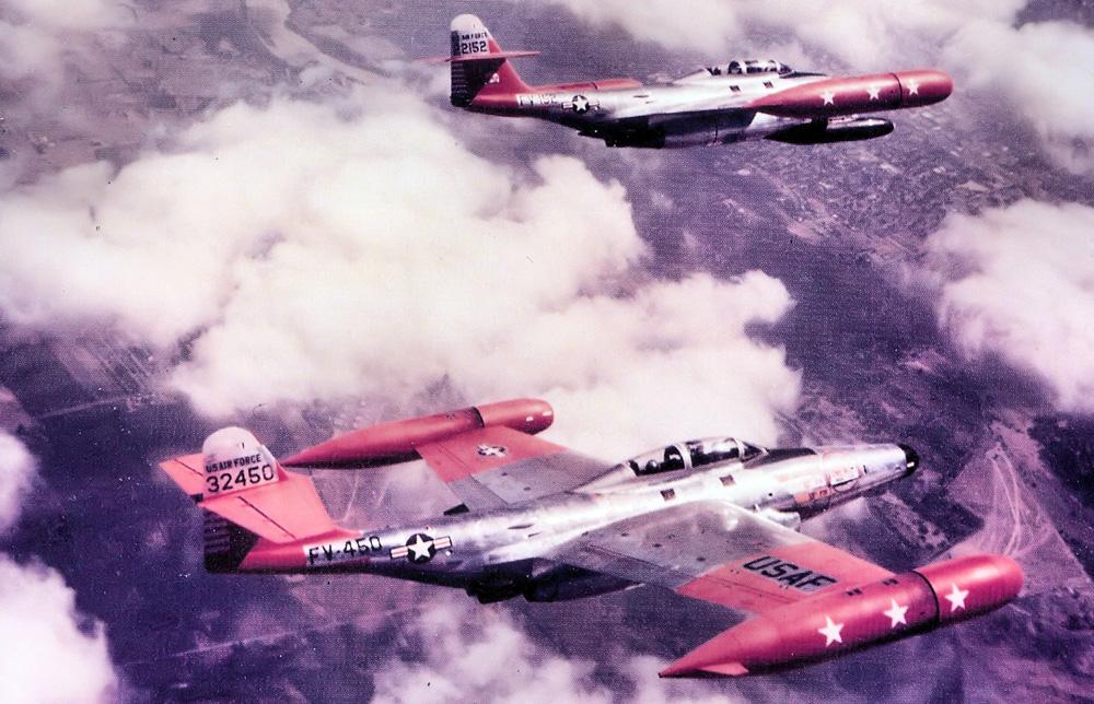 Câu chuyện cười ra nước mắt của không quân Mỹ năm 1956