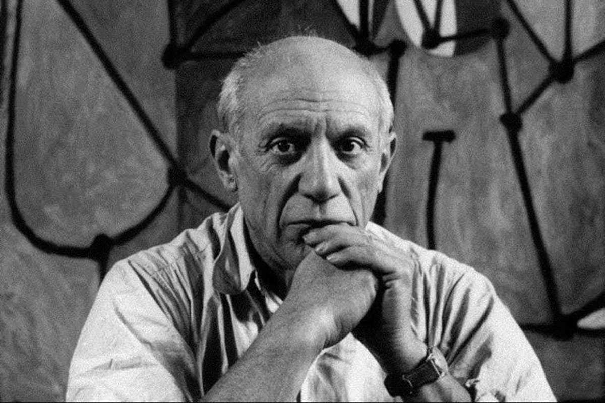 Pablo Picasso – vầng mặt trời vĩnh cửu