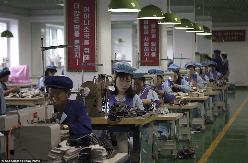 Nội dung 11 lệnh cấm vận Mỹ áp đặt lên Triều Tiên