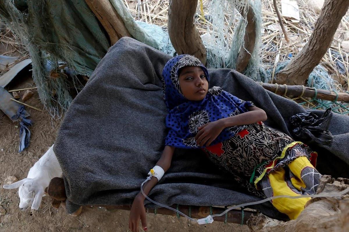 Nan doi de doa su song tai Yemen sau 4 nam noi chien hinh anh 3