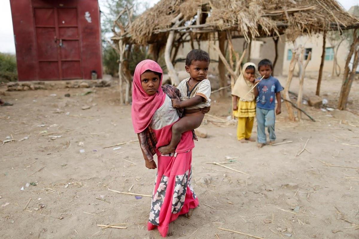Nan doi de doa su song tai Yemen sau 4 nam noi chien hinh anh 11