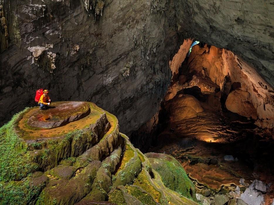 Chùm ảnh: Những cảnh tượng thiên nhiên siêu thực trên trái đất