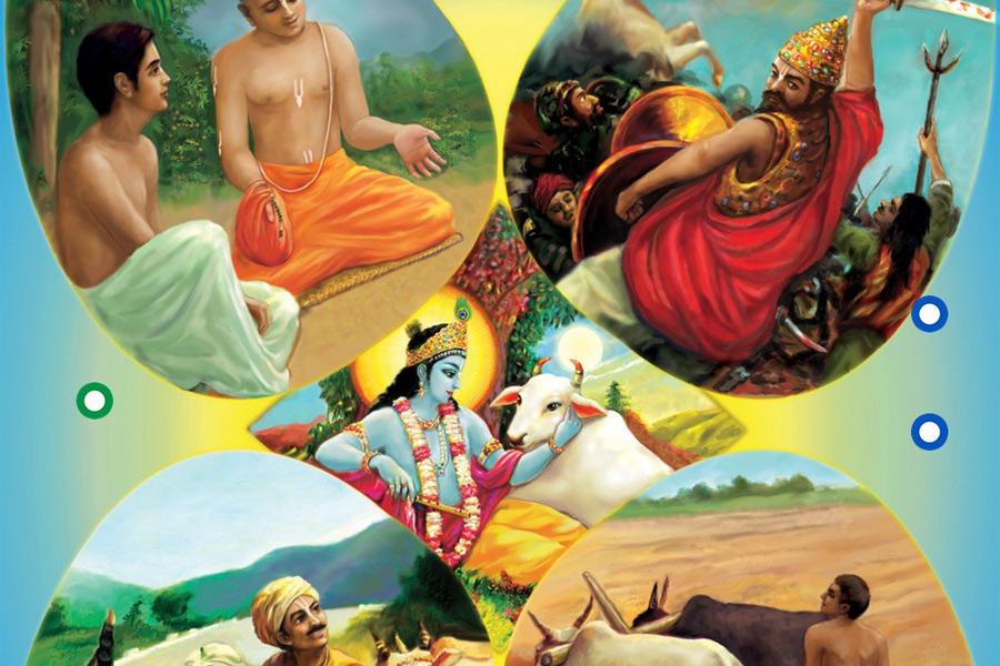 Sự tàn khốc của Varnas – chế độ phân biệt đẳng cấp ở Ấn Độ cổ đại