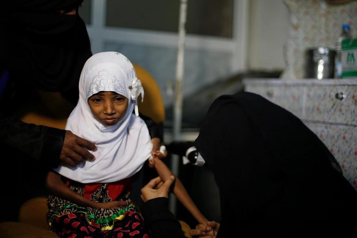 Nan doi de doa su song tai Yemen sau 4 nam noi chien hinh anh 6