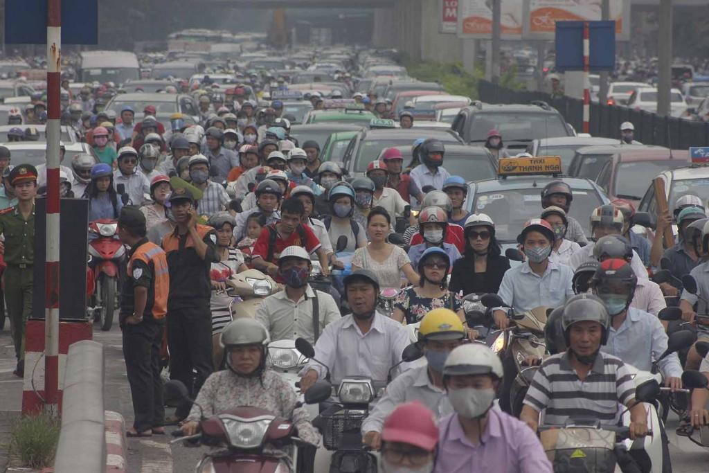 Điều cần biết về bụi PM2,5 – sát thủ vô hình của các đô thị
