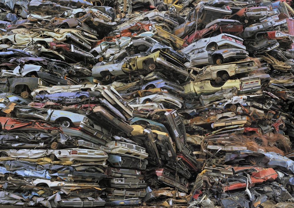 Những hình ảnh hãi hùng về rác thải của loài người