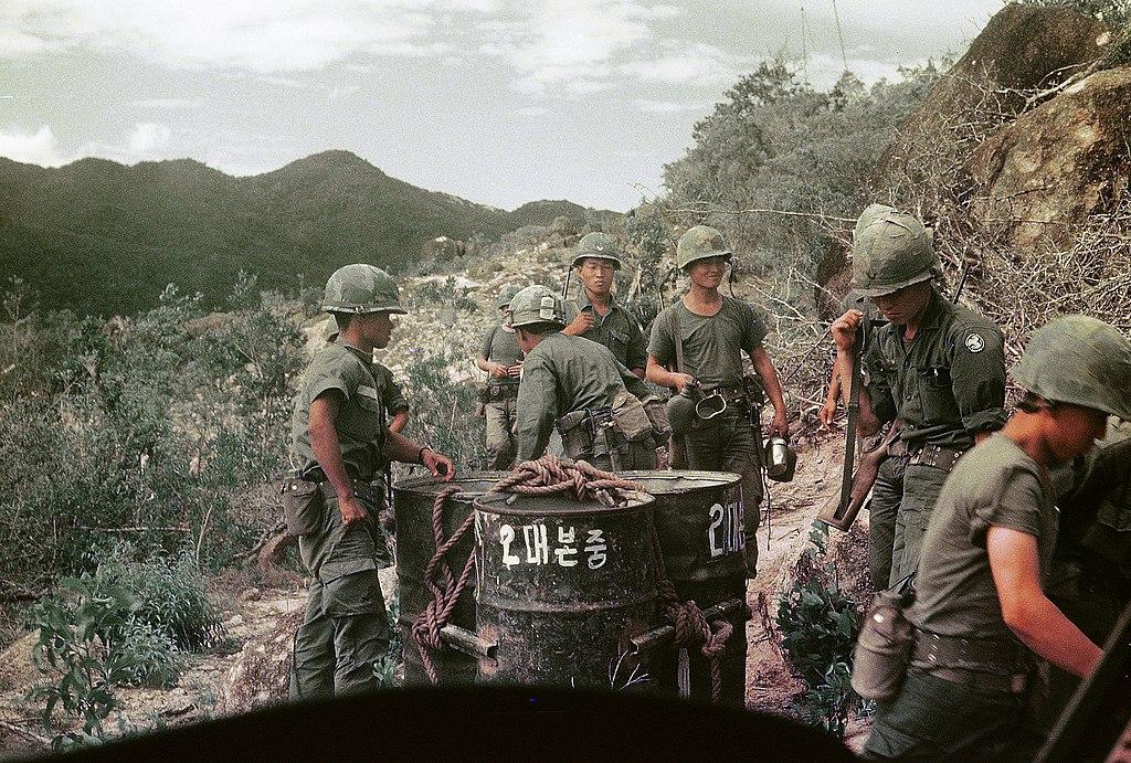 Vai trò các nước chư hầu của Mỹ trong chiến tranh Việt Nam