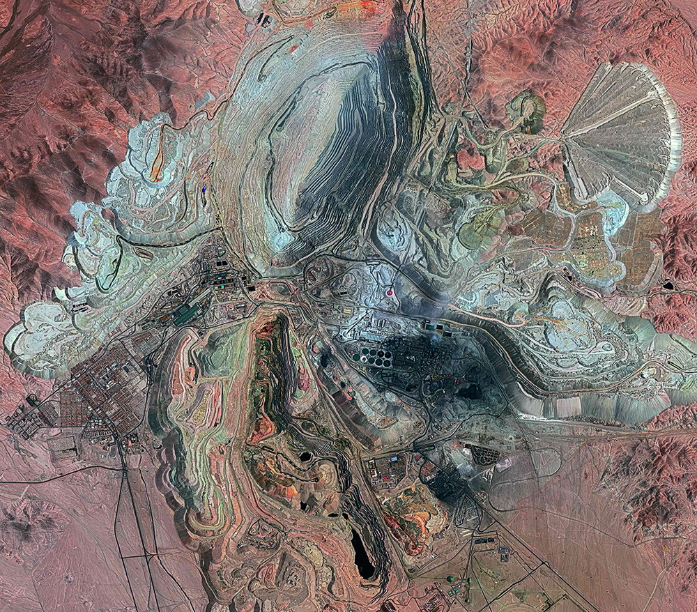 Chuquicamata.