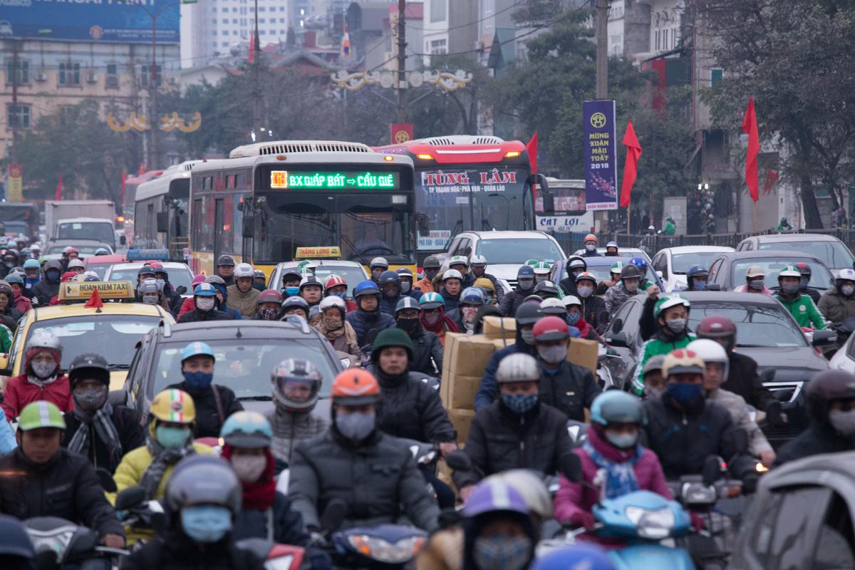 Bàn về văn hóa giao thông: Từ lịch sử đến hiện tại