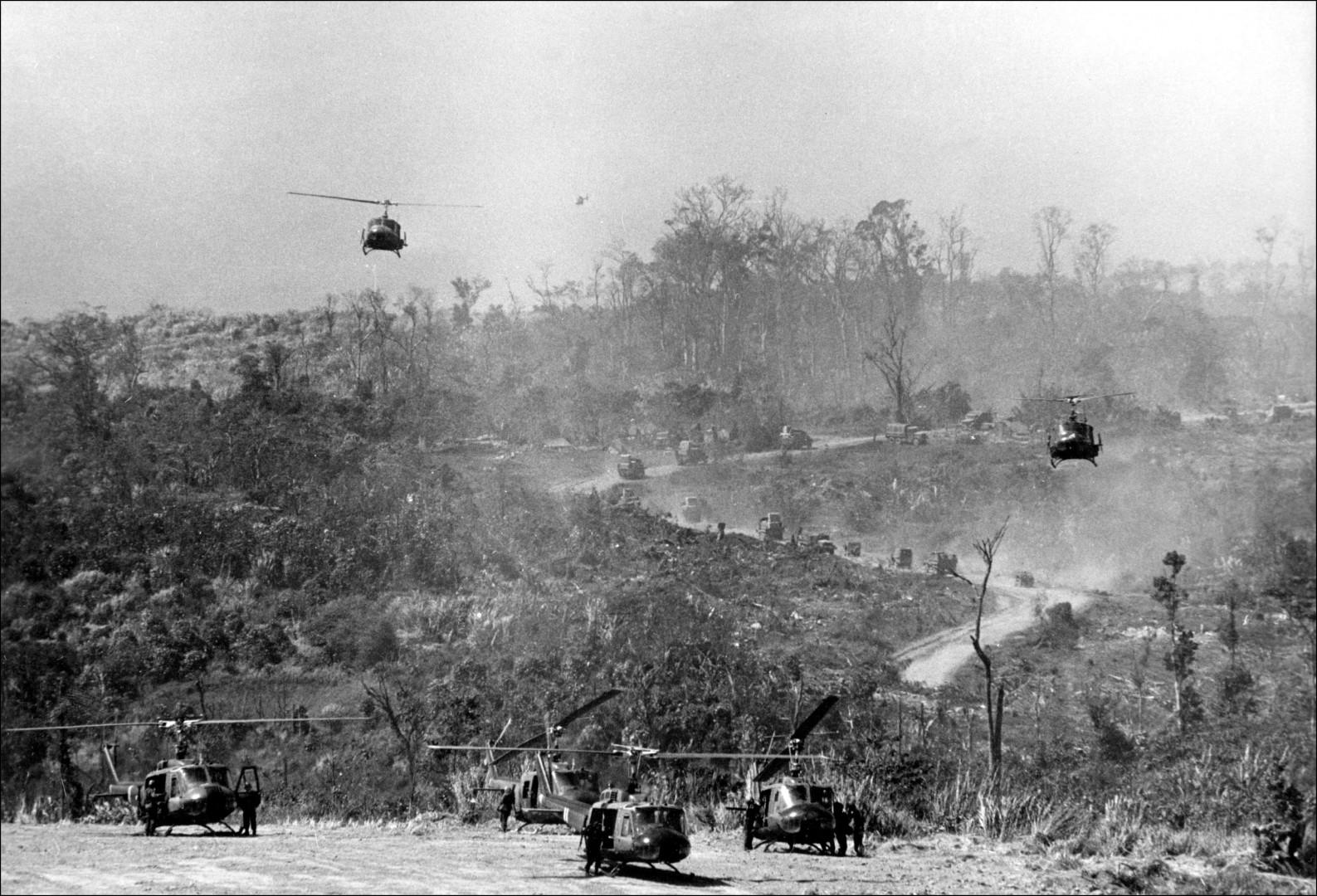 Chiến công của người tình báo Việt Nam trên đất Lào năm 1971