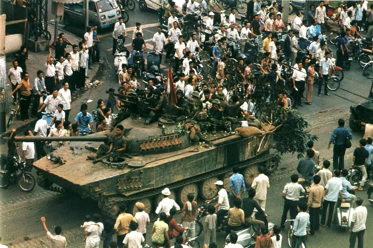 Sài Gòn ngày 30/4/1975 trong hồi ức một nhà báo Mỹ