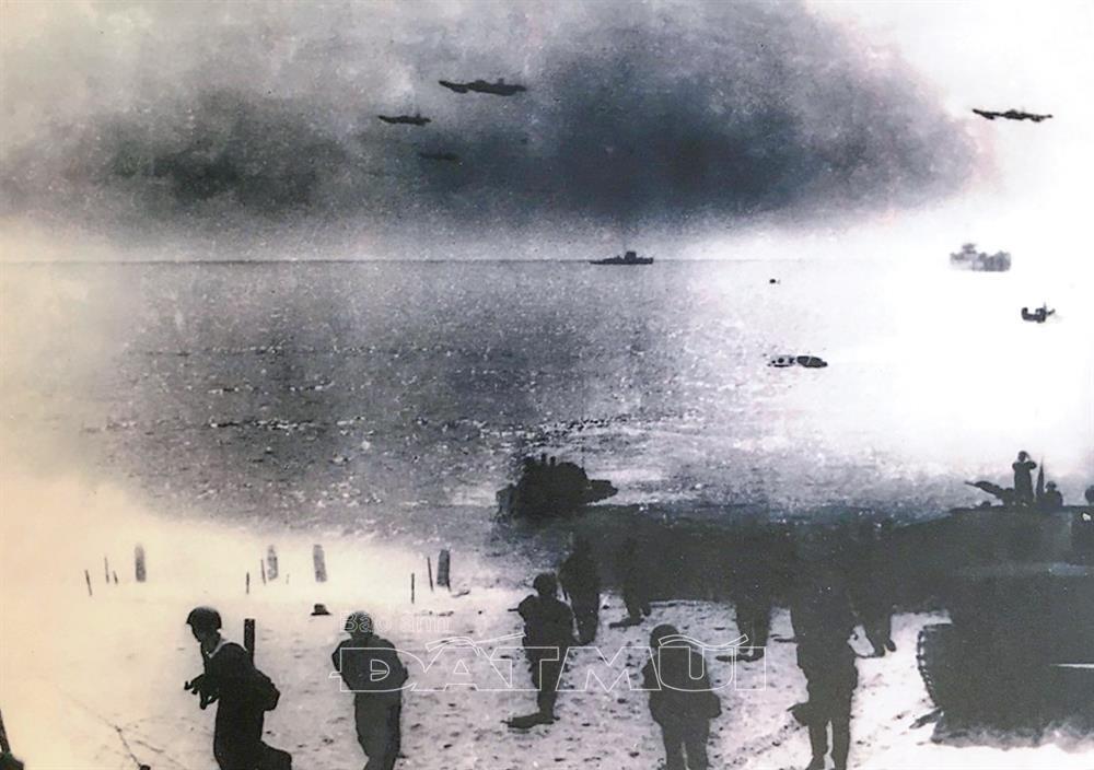 Chiến dịch đổ bộ đường biển lớn nhất lịch sử Hải quân Việt Nam