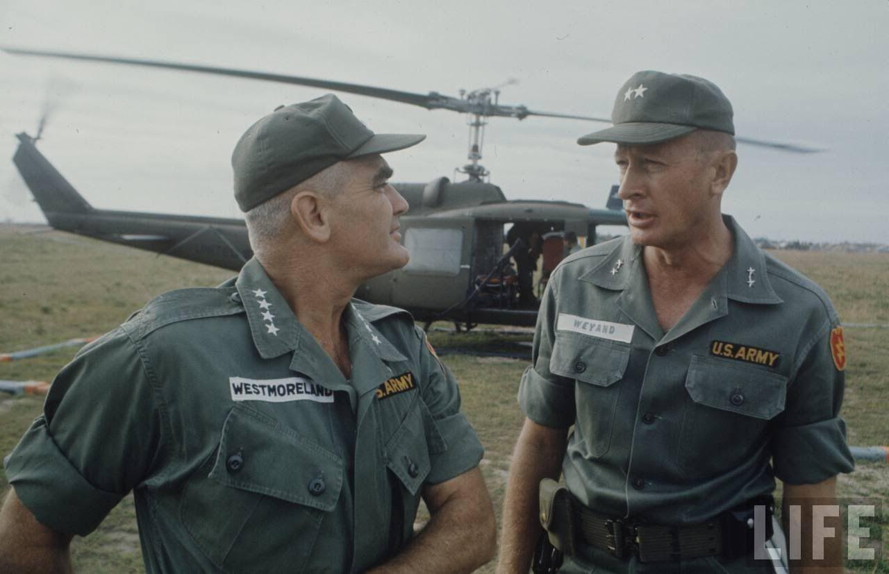 Giải mật kế hoạch phòng thủ Sài Gòn 1975 của tướng Mỹ Weyand