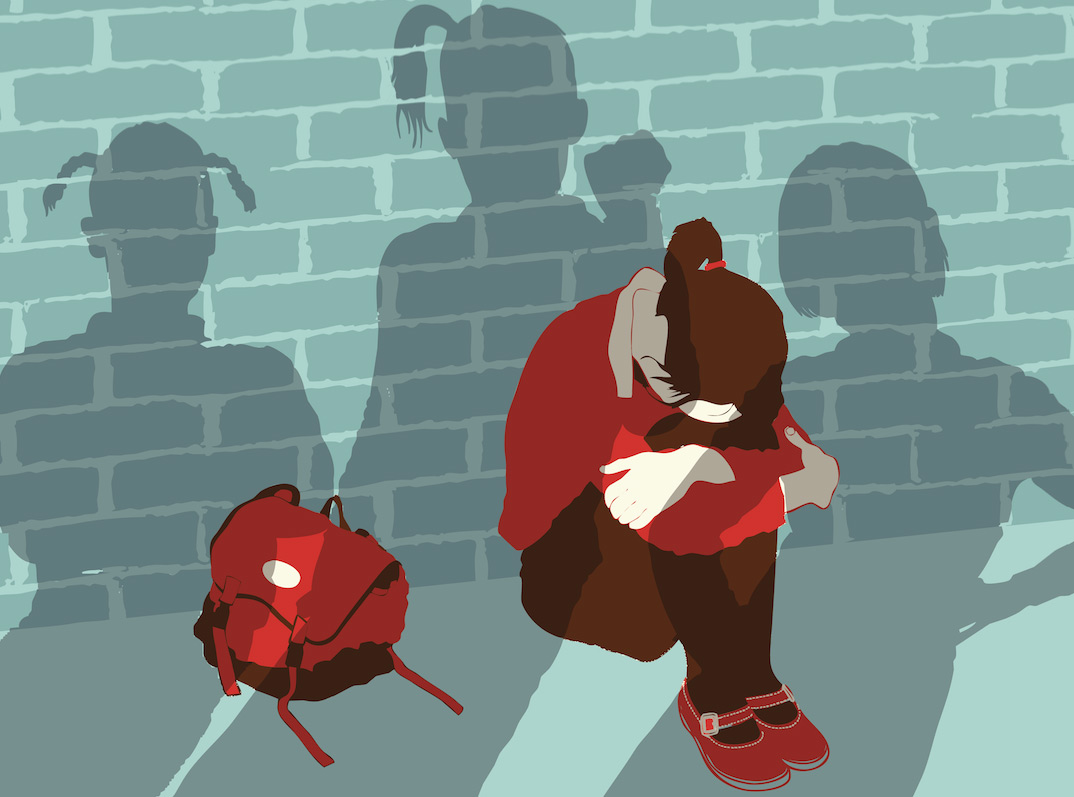 10 dấu hiệu cho thấy con bạn có thể đang bị bắt nạt ở trường