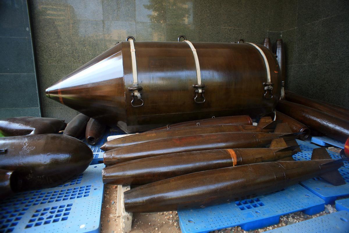 Bom CBU-55 – vũ khí hủy diệt khủng khiếp nhất từng được sử dụng trong chiến tranh Việt Nam