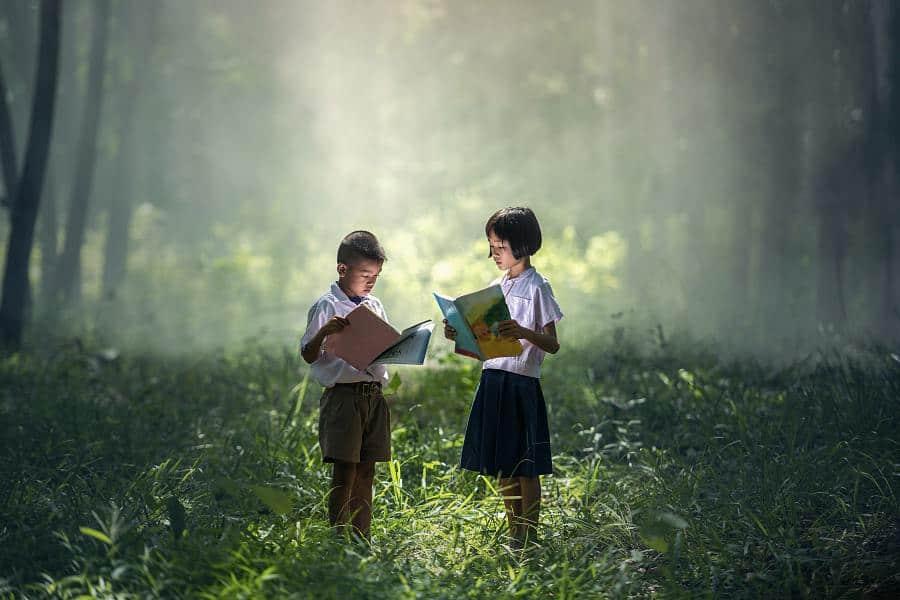 Hãy dạy con cái của bạn biết cách yêu thiên nhiên