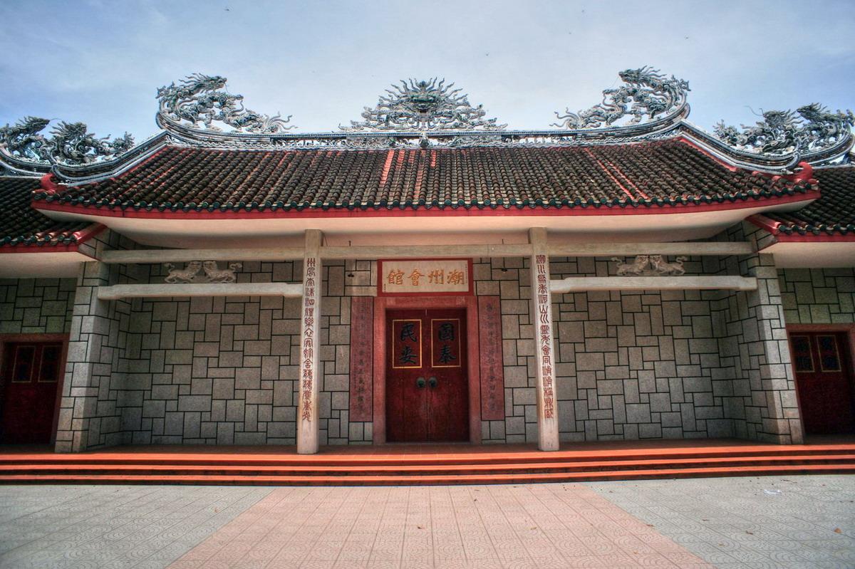Chùm ảnh: Đường Chi Lăng – khu 'Phố Tàu' độc đáo giữa lòng xứ Huế
