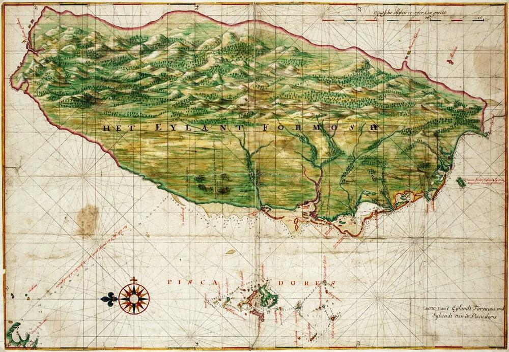 Đôi nét về lịch sử Đài Loan