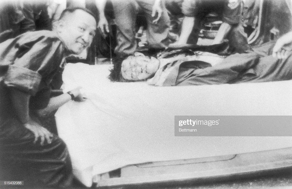Vai trò của người Mỹ trong cái chết của anh em Ngô Đình Diệm
