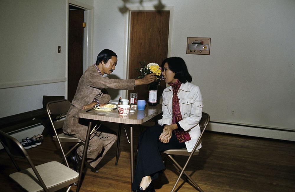 Chùm ảnh: Cuộc sống lưu vong của vợ chồng ông Nguyễn Cao Kỳ ở Mỹ