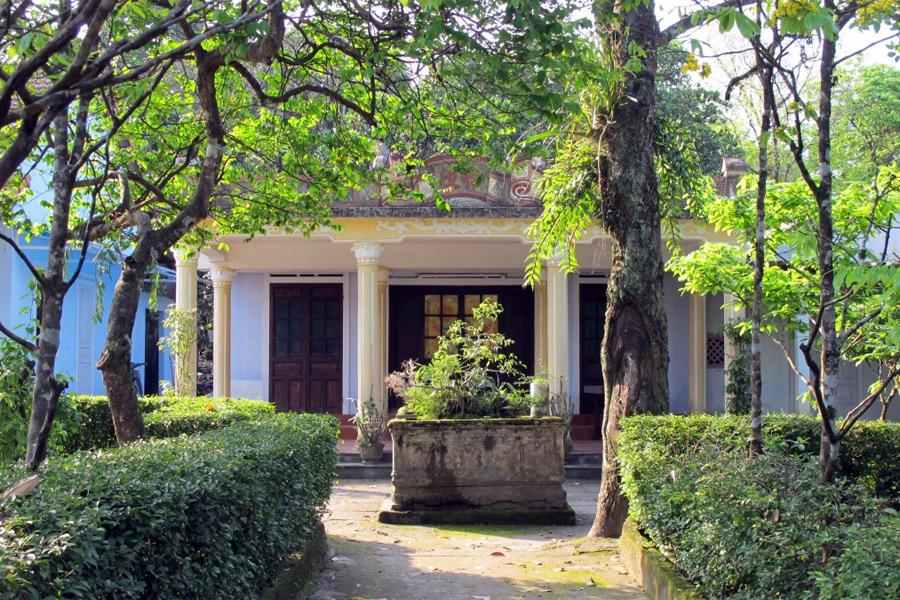 Cây xanh trong kiến trúc – cái nhìn từ văn hóa và tinh thần của người Việt
