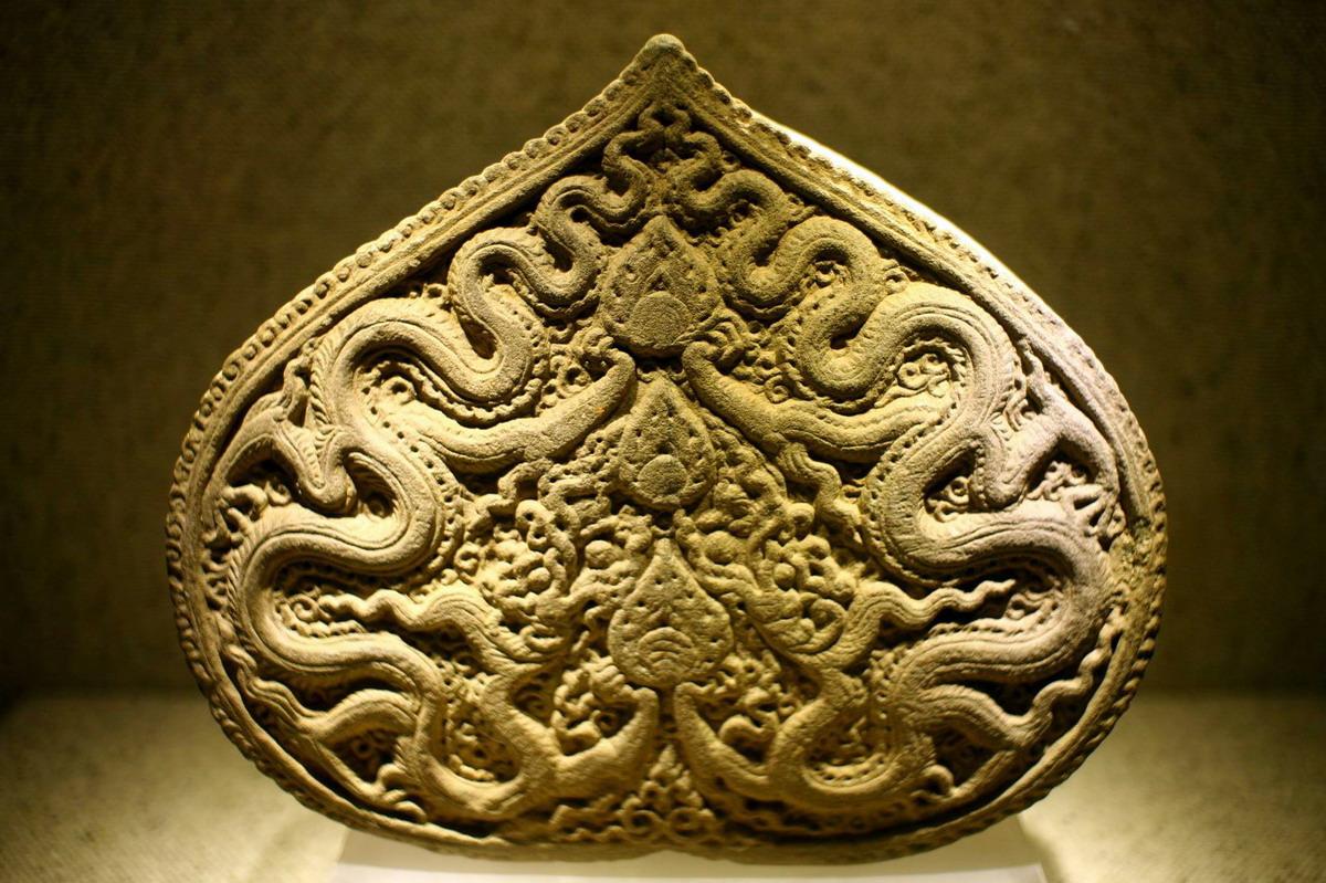 Chùm ảnh: Khám phá hình tượng rồng trên cổ vật vô giá thời Lý