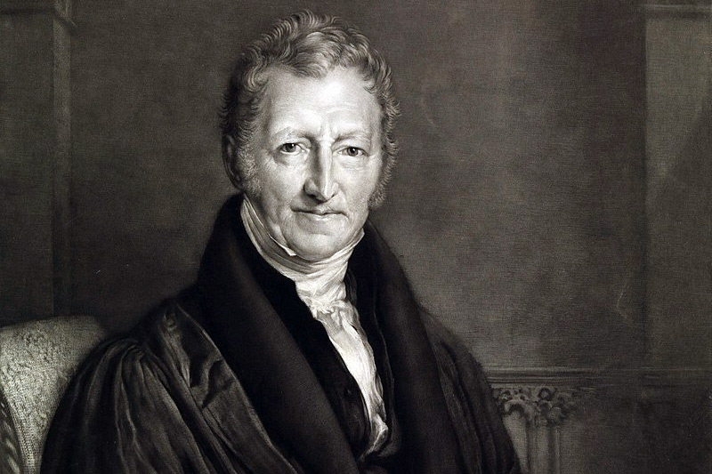 Tư tưởng kinh tế học của Thomas Robert Malthus