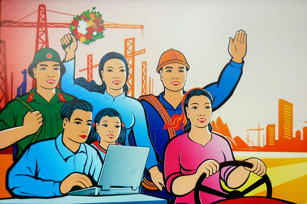 Vấn đề xây dựng nền kinh tế thị trường định hướng XHCN ở Việt Nam