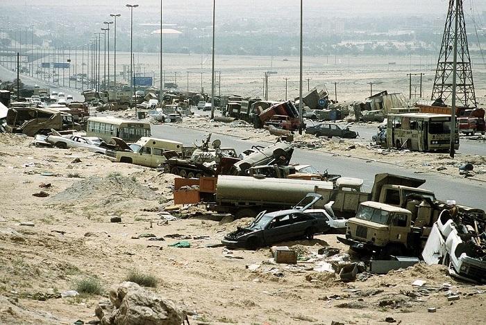 Cuộc tàn sát kinh hoàng nhất lịch sử chiến tranh hiện đại