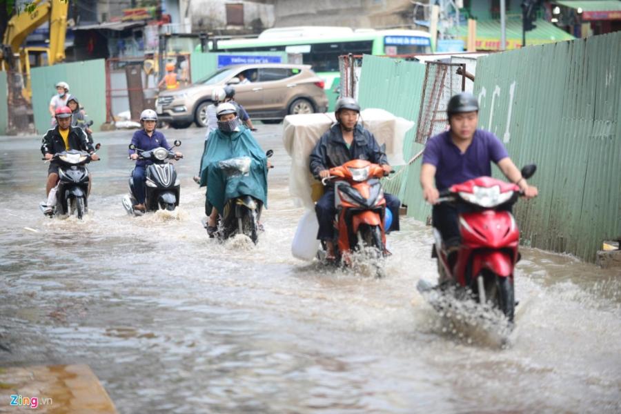 Về tác động của biến đổi khí hậu đến các đô thị của Việt Nam