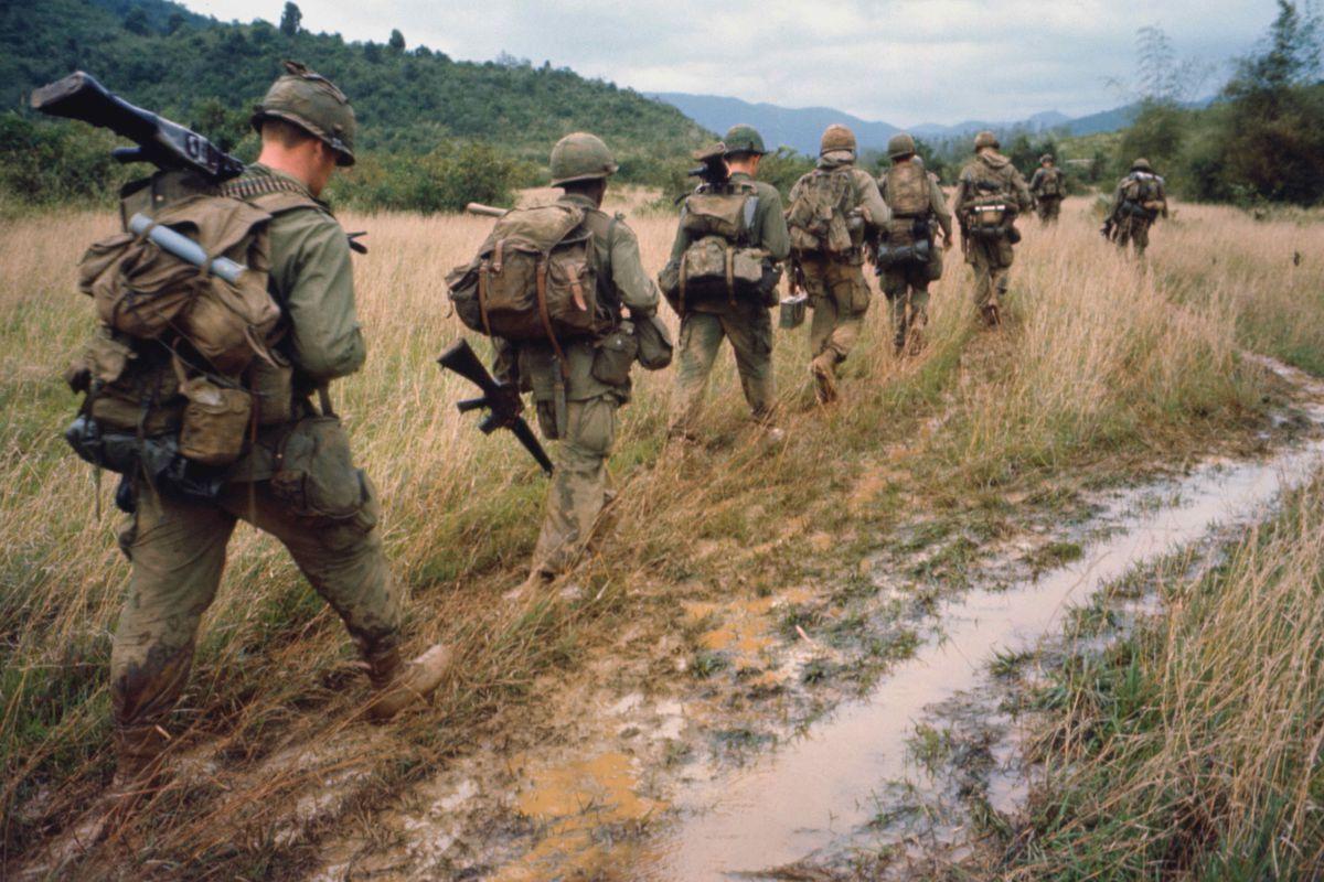Hồ sơ chiến tranh Việt Nam: Bộ mặt thật bẩn thỉu của Chú Sam