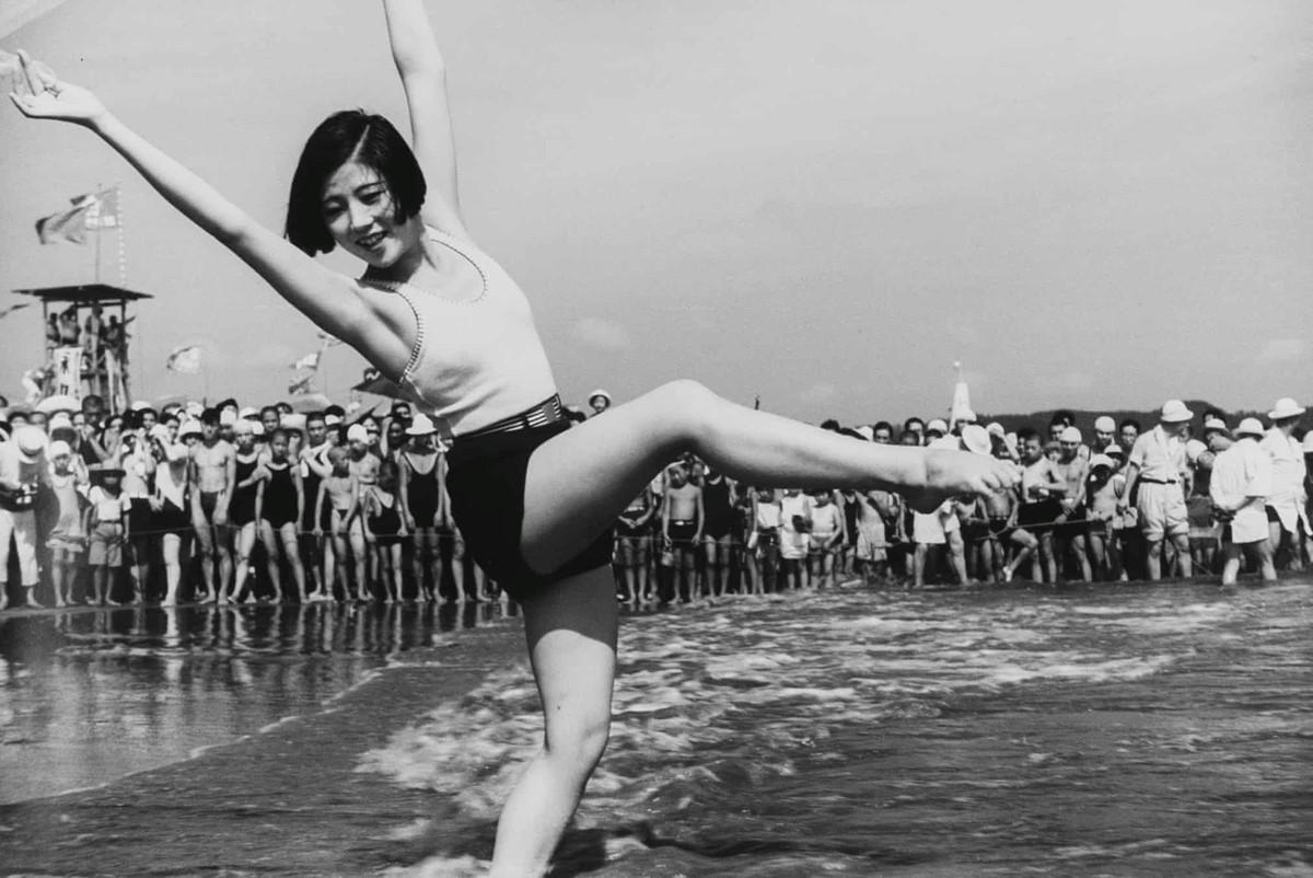Chmf ảnh: Tokyo thập niên 1930 qua ống kính Kineo Kuwabara