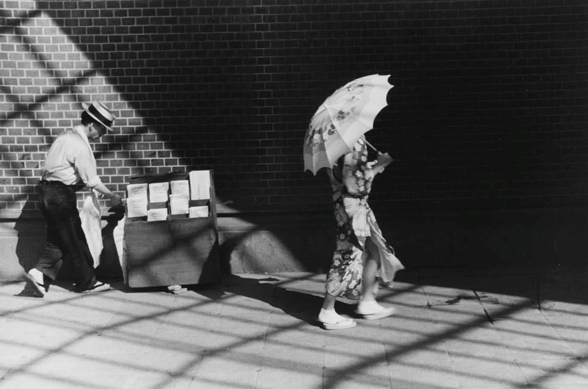 Geisha o cho hoa, nguoi dep tren bien - anh hiem ve Tokyo xua hinh anh 2