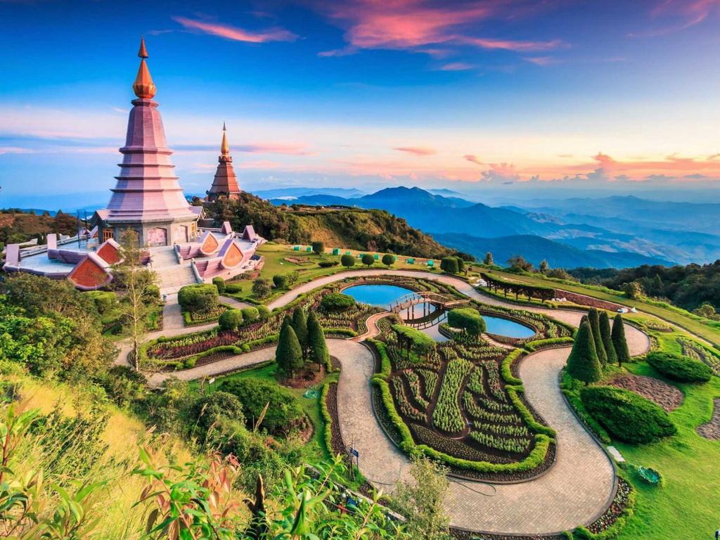 Những bức ảnh khiến bạn muốn tới Thái Lan ngay lập tức