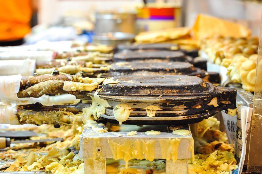 Chùm ảnh: Những món ăn đường phố phải nếm thử khi đến Hồng Kông