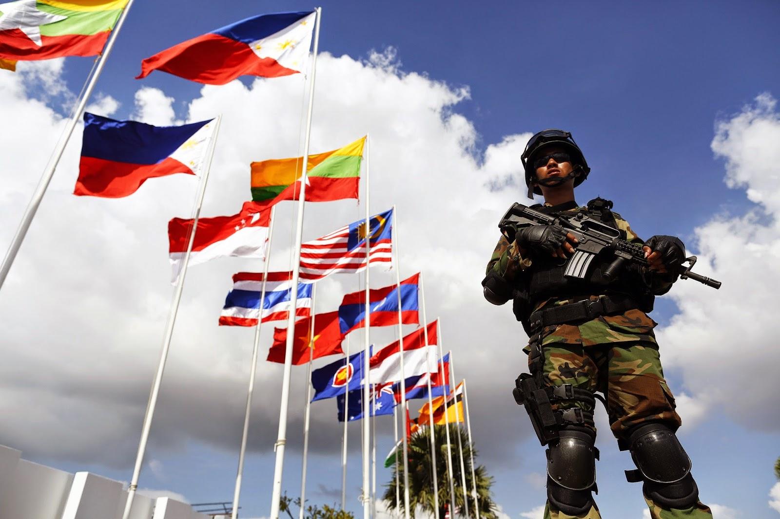 Bức tranh tổng quan về quân đội các nước ASEAN thời điểm hiện tại