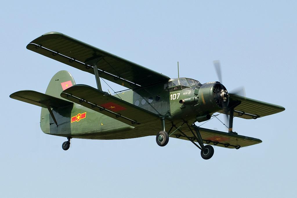 Chiến tích của 'máy bay bà già' Việt Nam trong kháng chiến chống Mỹ