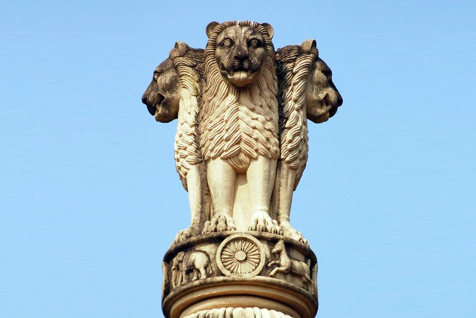 Hoàng đế Ashoka, con người của hòa bình và tình nhân bản