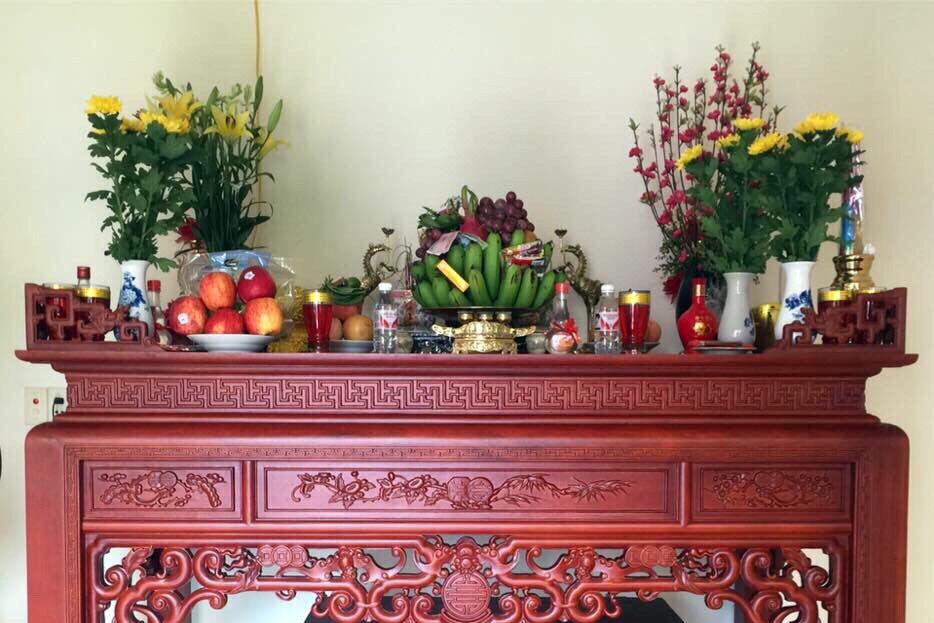 Cuộc 'cách mạng' trên bàn thờ gia tiên của người Việt