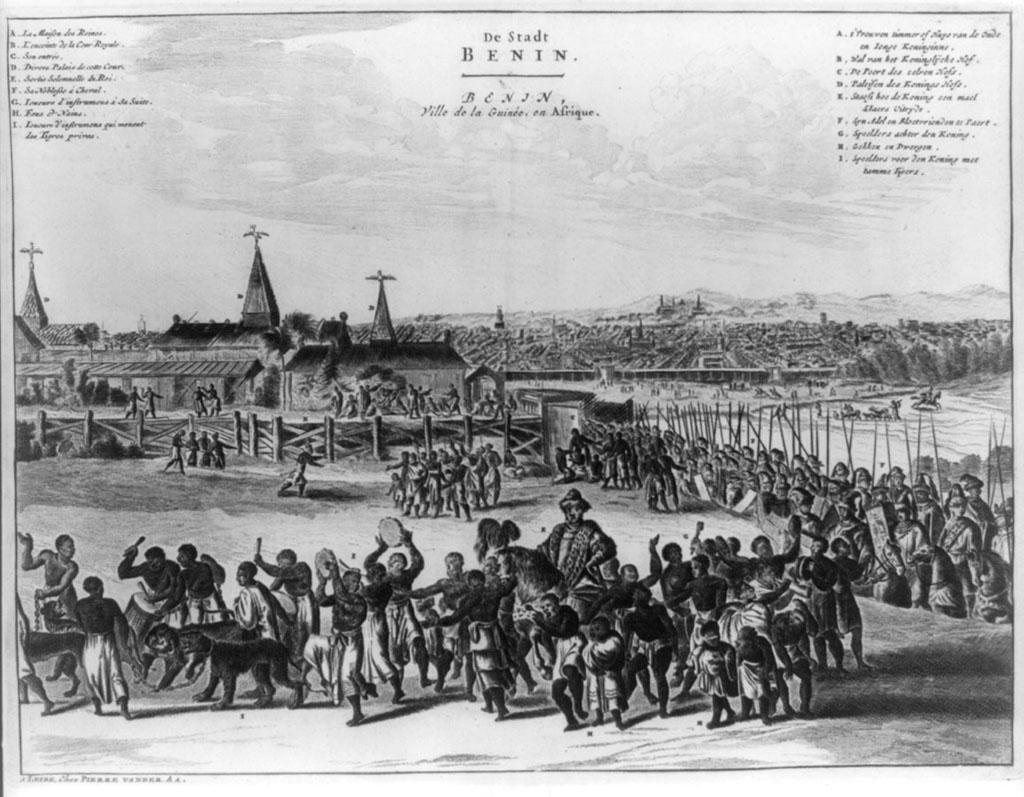 Vương quốc Benin – ánh hào quang quá khứ của châu Phi