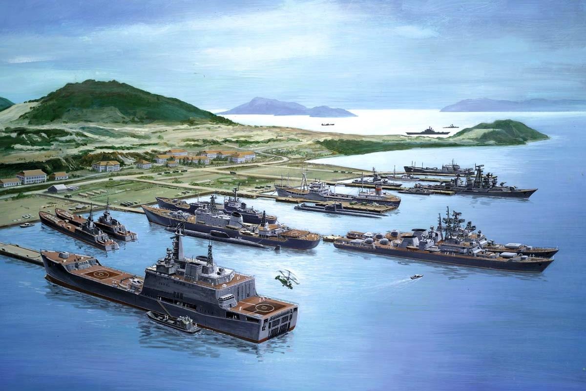 Đại tướng Lê Đức Anh: Không chấp nhận vũ khí hạt nhân hiện diện ở Cam Ranh