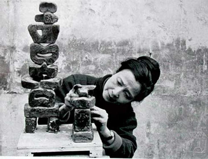 Điềm Phùng Thị – gương mặt vĩ đại của nền điêu khắc Việt Nam