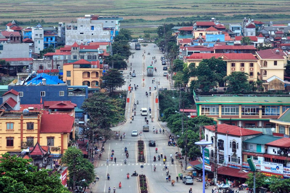 Chùm ảnh: Điện Biên Phủ – từ chốn tử địa đến thành phố bình yên