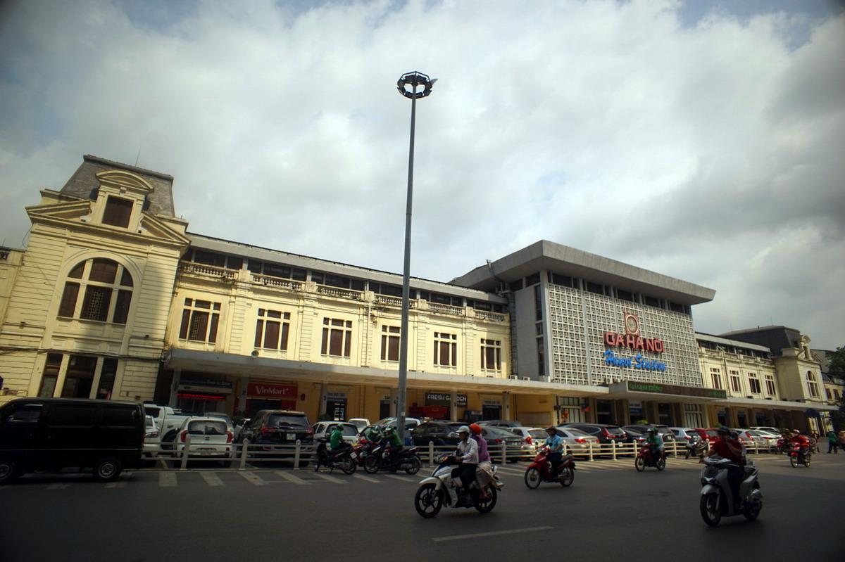 Chùm ảnh: Ga Hà Nội – nhà ga có lịch sử thăng trầm nhất Việt Nam