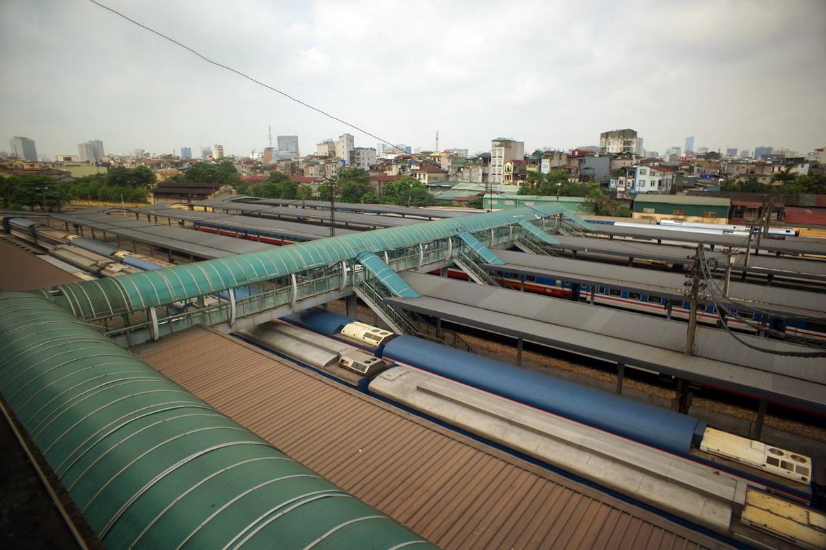 Từ đường sắt Đông Dương ngẫm đến đường sắt cao tốc Bắc – Nam