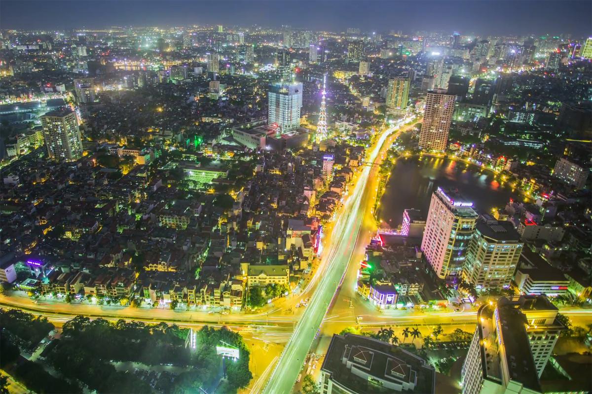 Về thảm họa ô nhiễm ánh sáng ở Việt Nam
